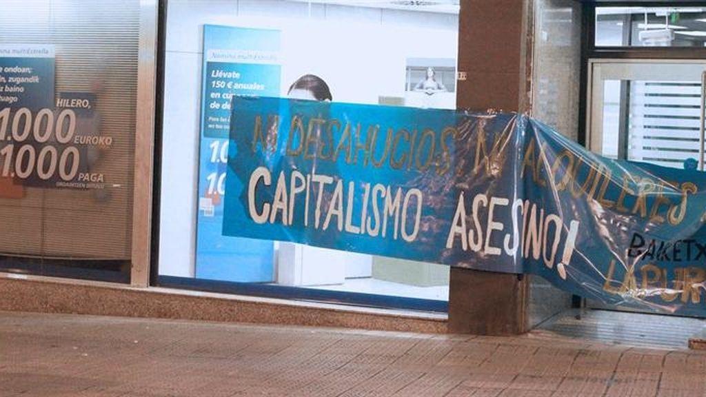 Quejas en toda España contra los desahucios