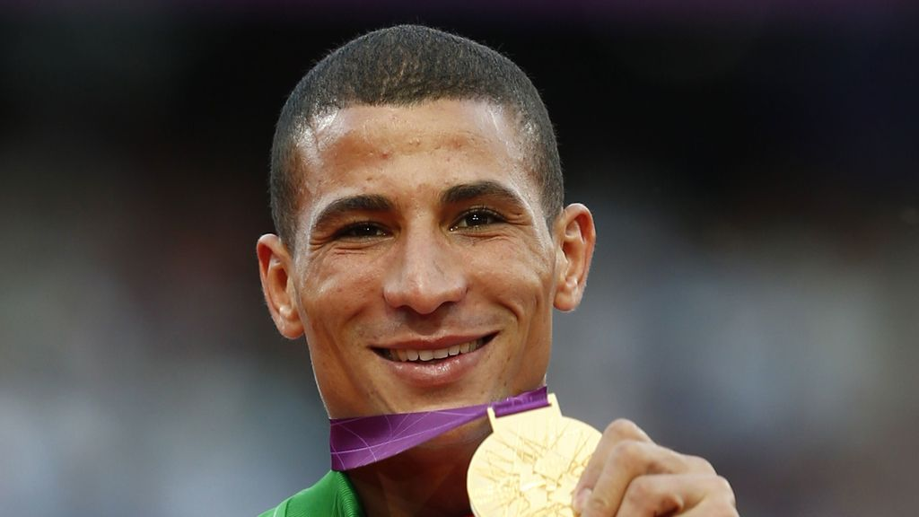 La medalla de oro olímpica de 1.500 metros conseguida por Taoufik Makhloufi