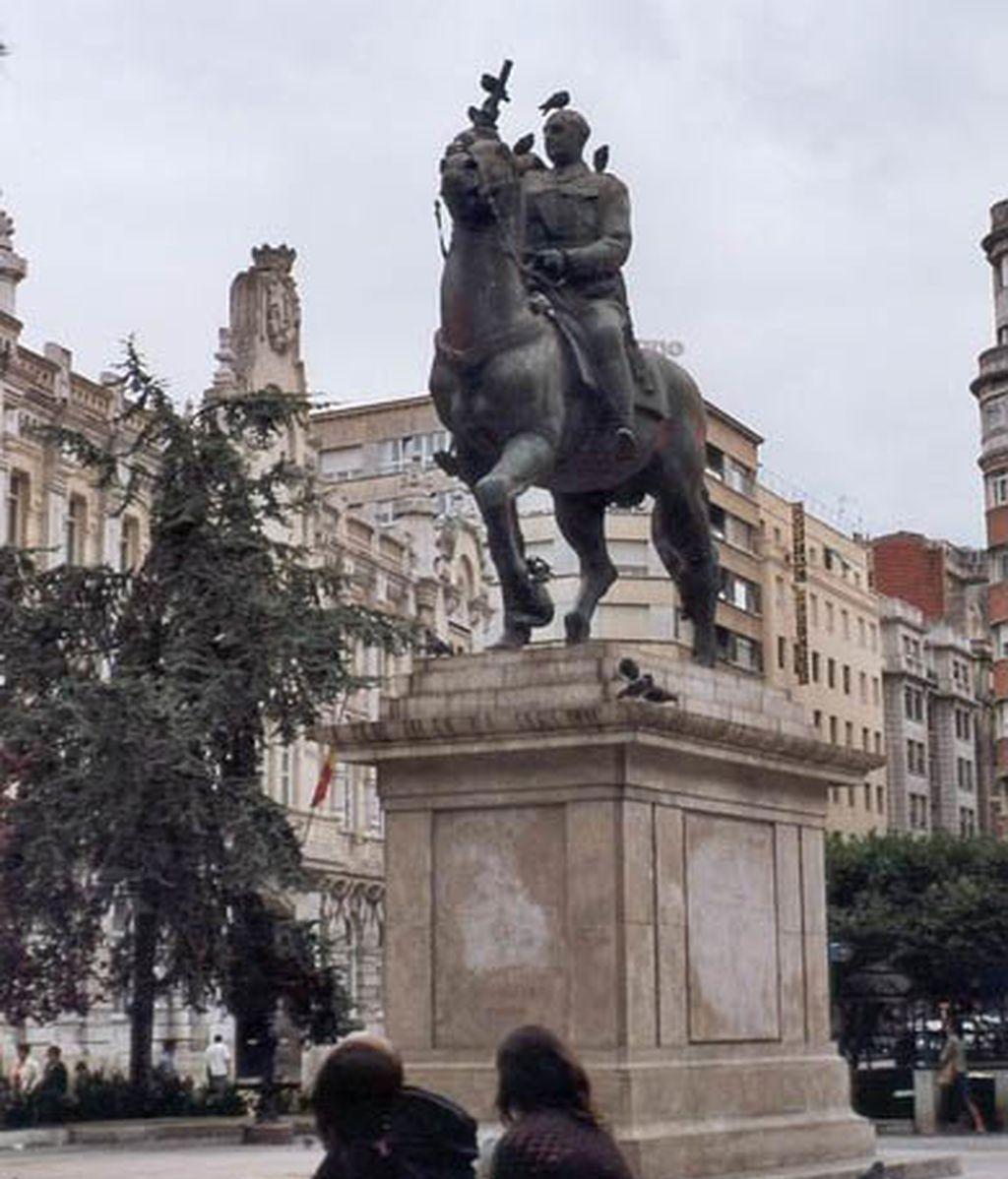Santander también acoge al Caudillo