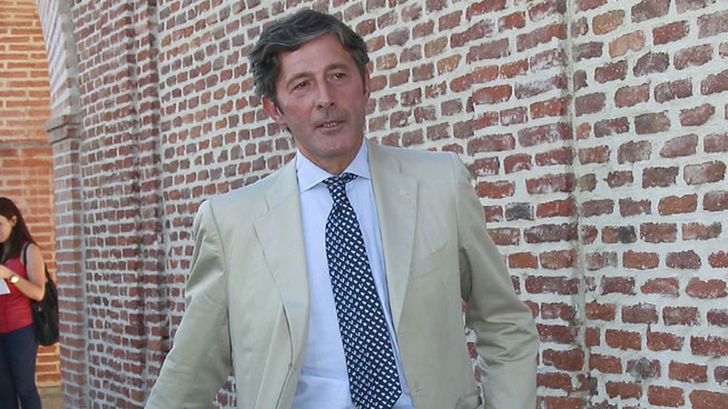 El periodista deportivo, Jesús Álvarez