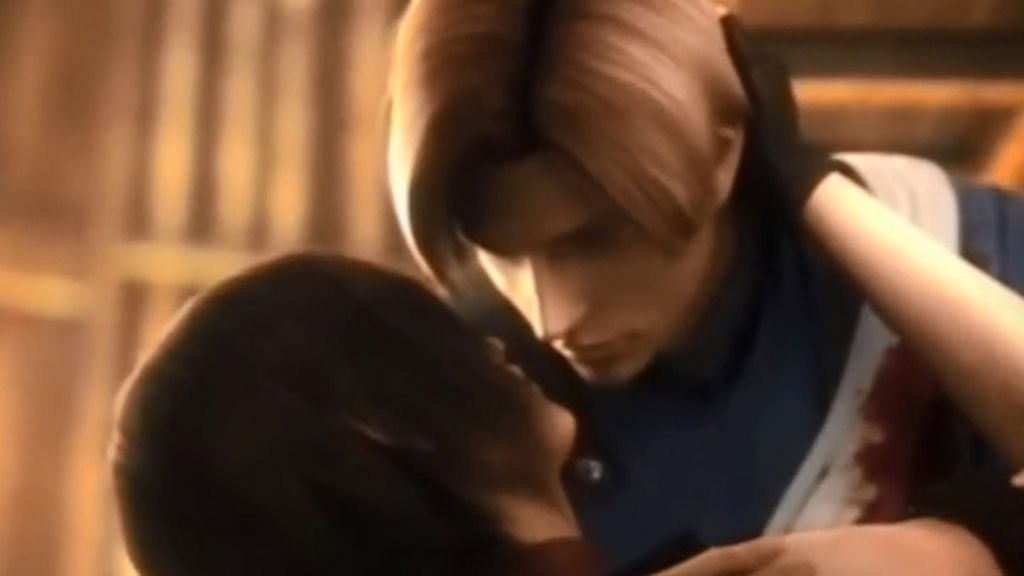 Ada y Leon (Resident Evil: Crónicas Oscuras)