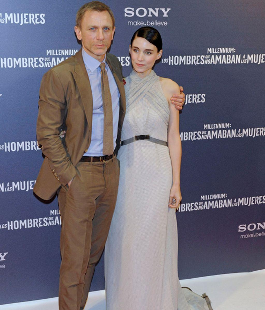 Daniel Craig, el hombre que sí amaba a su mujer Rachel