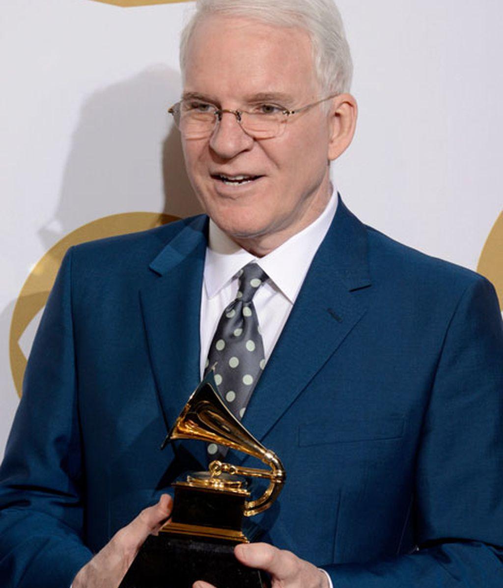 Steve Martin, Grammy a la mejor canción de raíces americanas