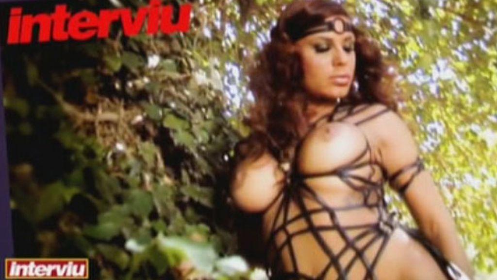 El desnudo integral de Tatiana Delgado