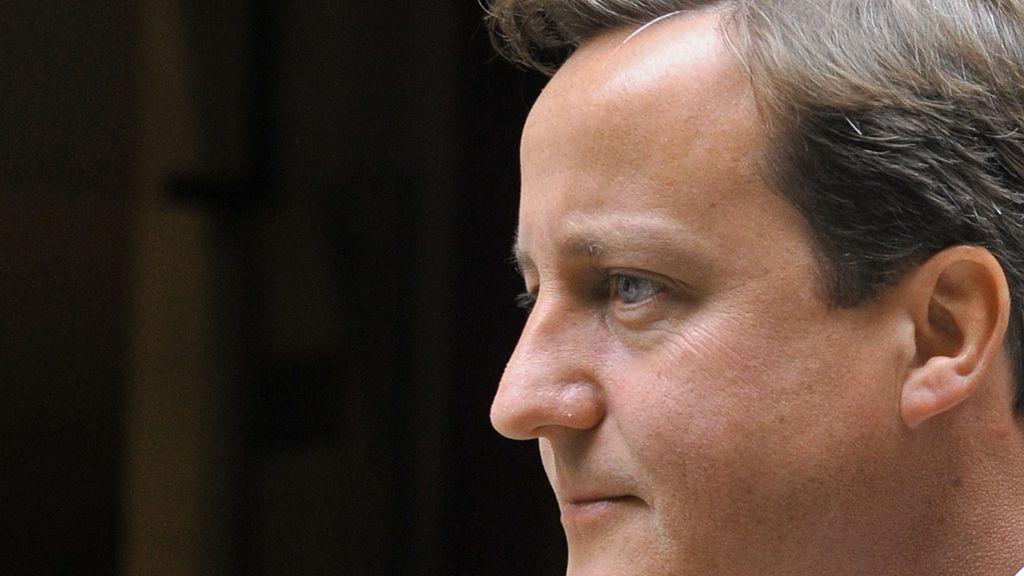 """Cameron admite que EEUU y Reino Unido perdieron parte de su """"autoridad moral"""" tras el 11-S. Foto: Reuters"""