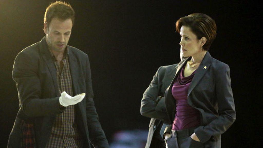 Sherlock investiga un asesinato de altos vuelos
