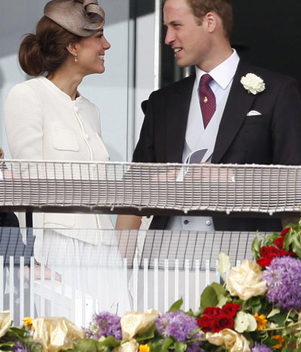 Los Príncipes William y Kate