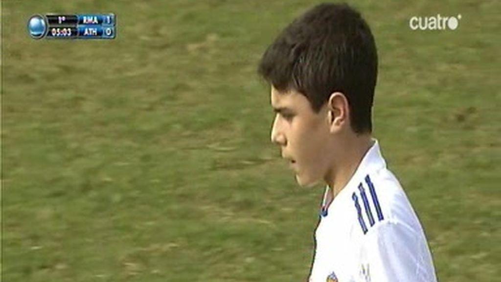 Fútbol 7: Real Madrid 2 - 0 Ath. Bilbao