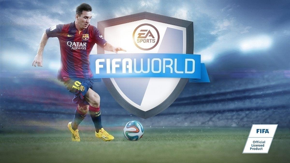 FIFA World, videojuegos