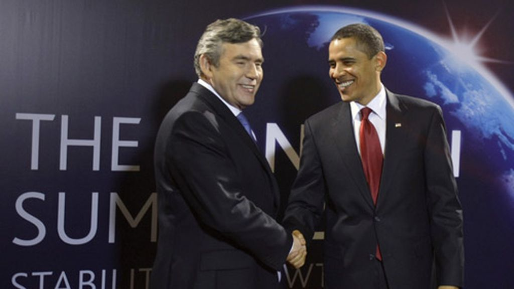 Gordon Brown - Obama