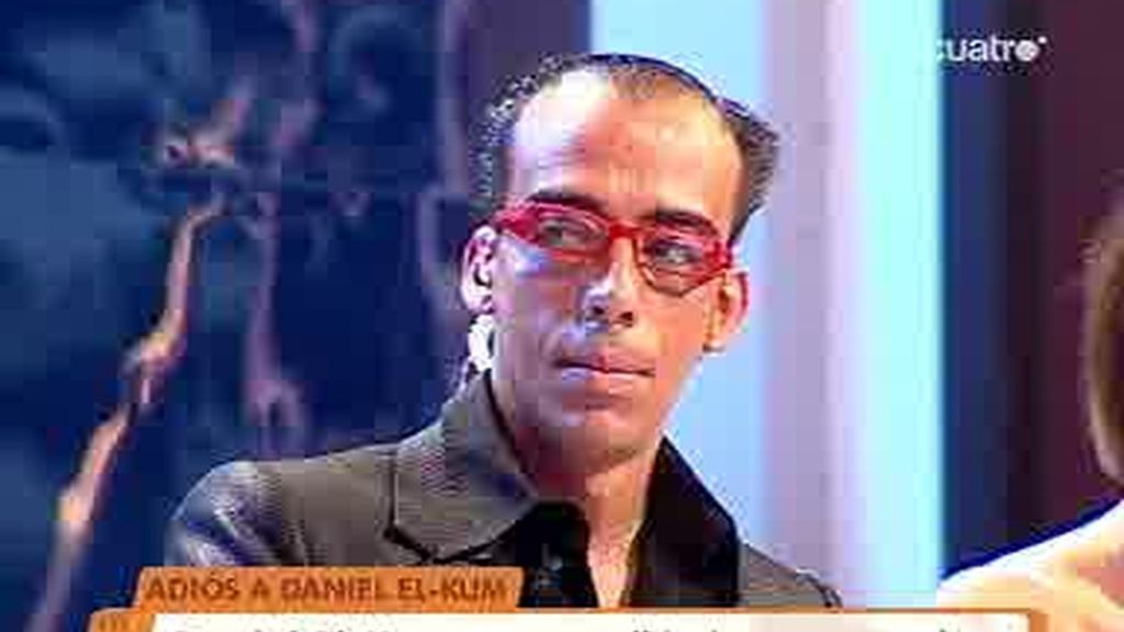 Daniel el Kum dejó grandes momentos como jurado de Supermodelo 2007