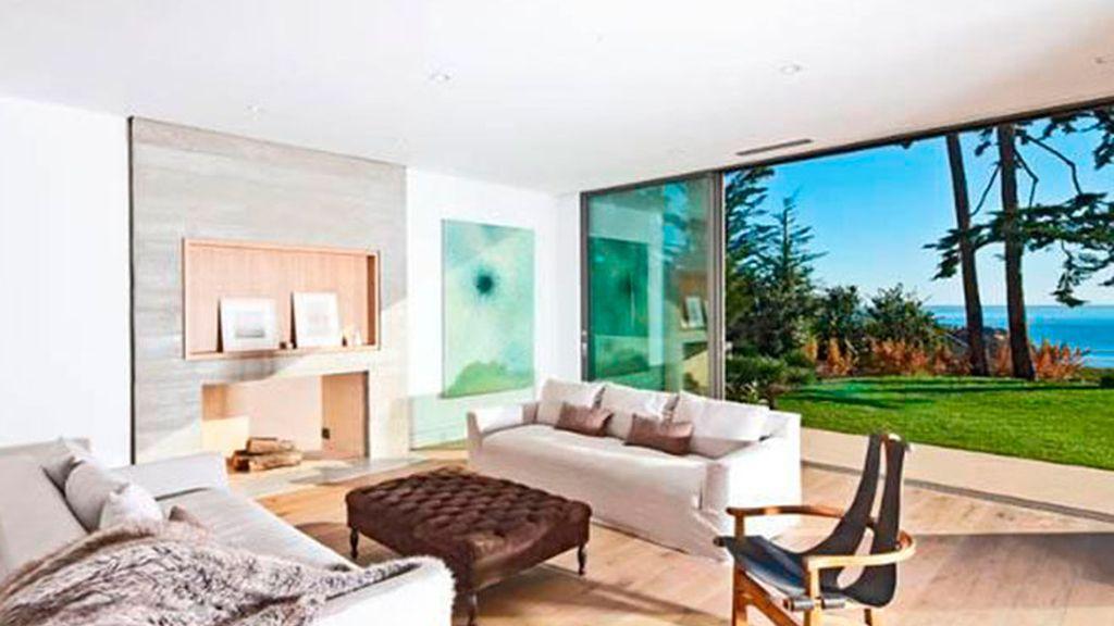 La casa de verano de los Beckham