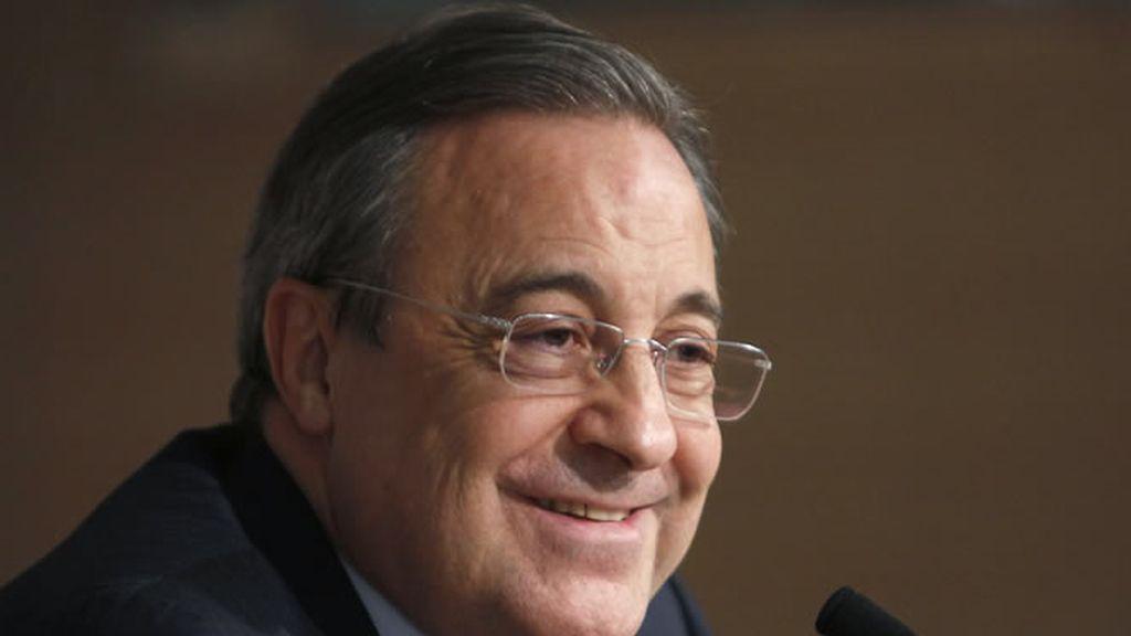 Florentino Pérez habla del futuro del Madrid