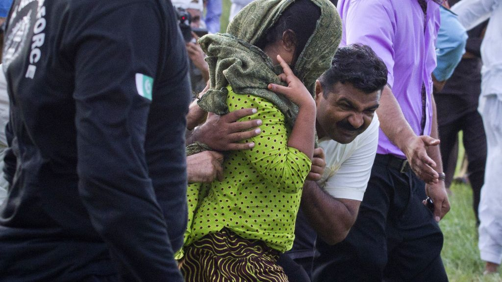 Rimsha Masih, acusada de quemar un ejemplar del Corán. Foto: Reuters