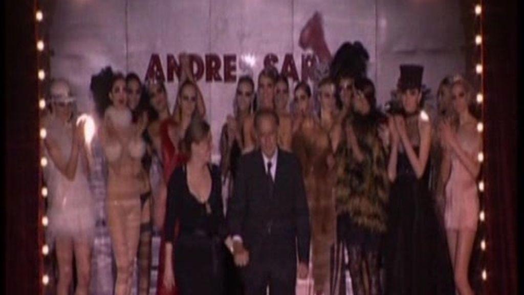 Homenaje al diseñador Andrés Sardá