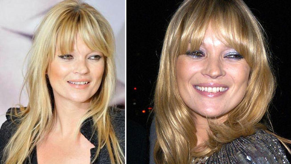¿O a lo Kate Moss?