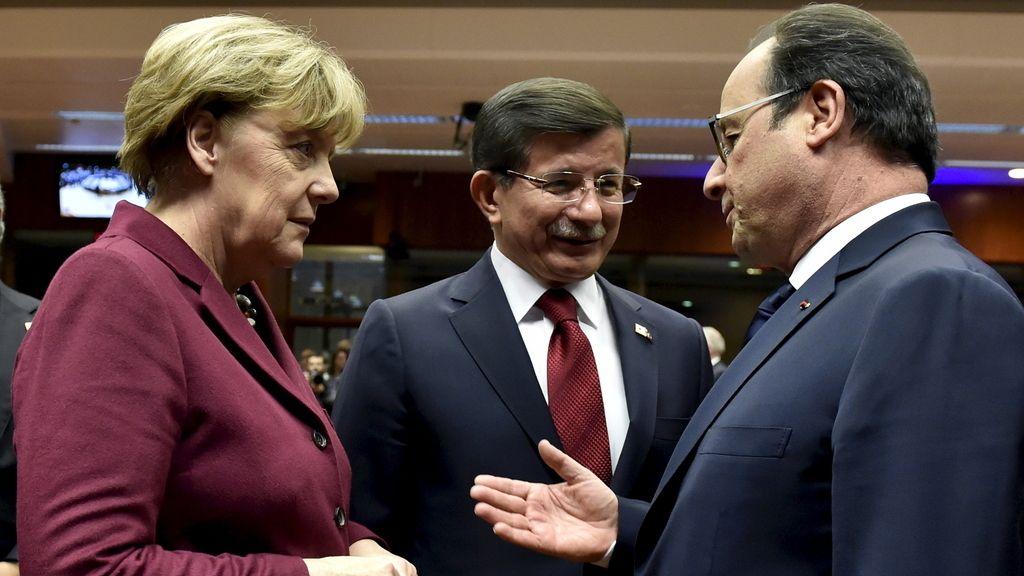 Cumbre extraordinaria en Bruselas