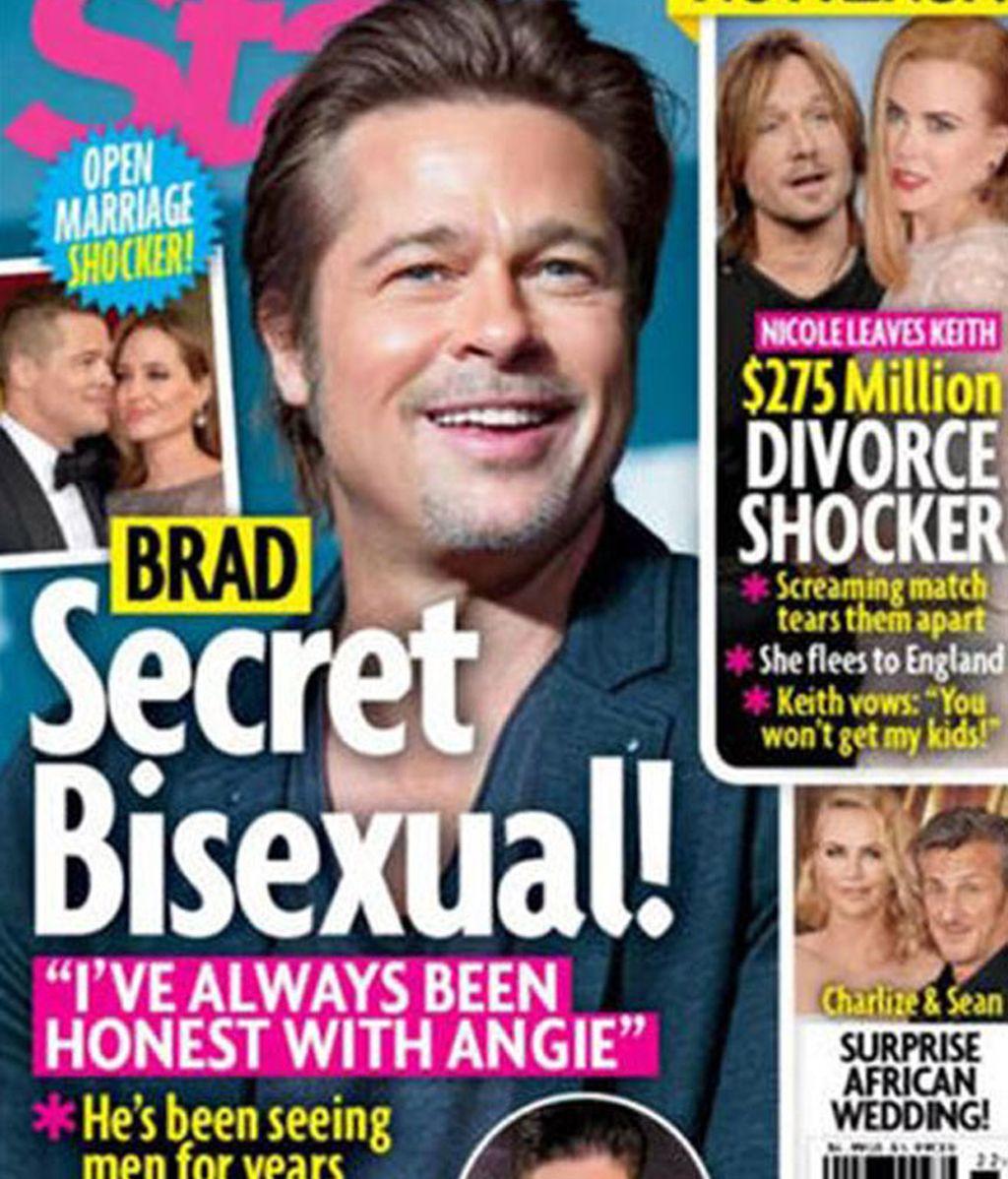 Brad bisexual