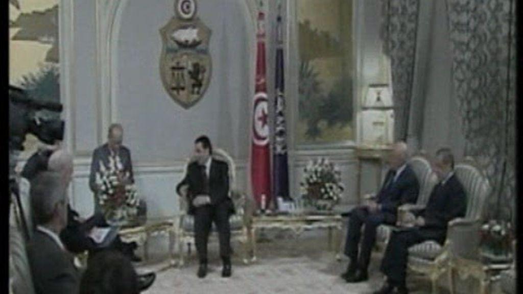 Ben Alí y Mubarak con serios problemas de salud