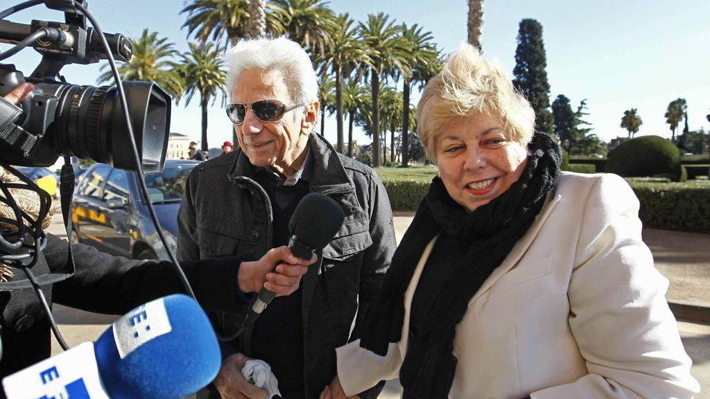 Los padres de Shakira