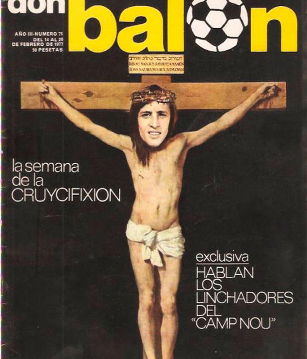 Don Balón se merece un homenaje