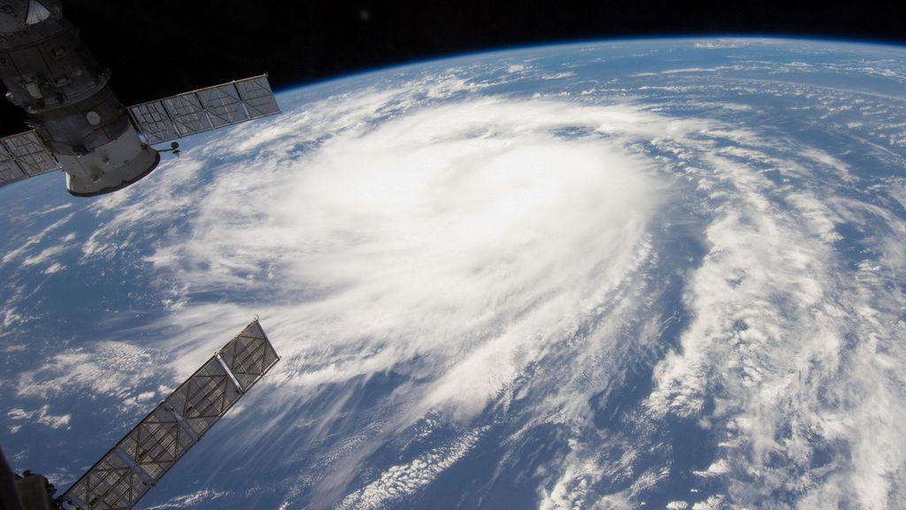 El huracán 'Katia' ha ganado fuera en las últimas horas.
