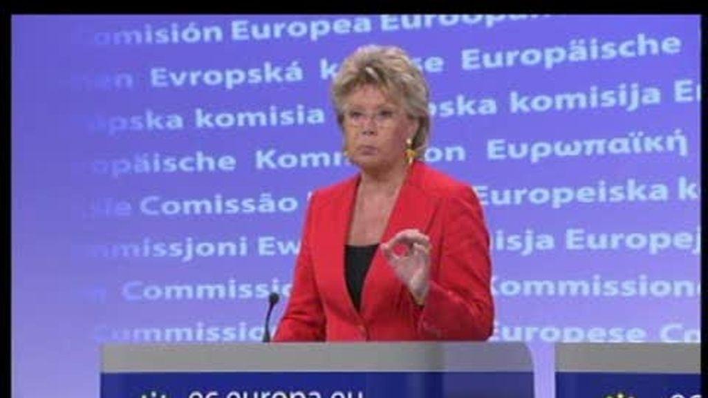 "La Comisión Europea dice ""basta"" a Francia"