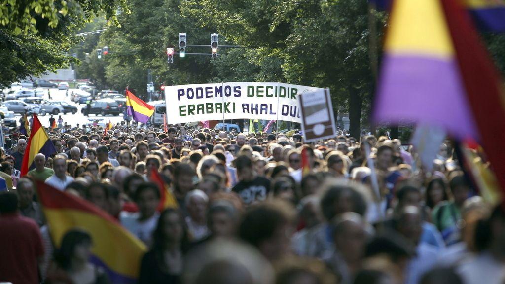 Manifestaciones por la República