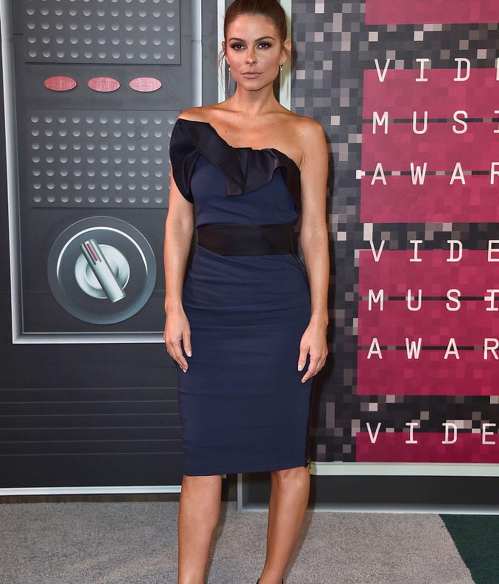 Maria Menounos en los premios MTV