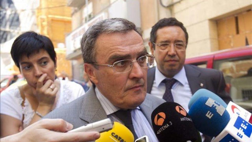 Ángel Ros, alcalde de Lleida