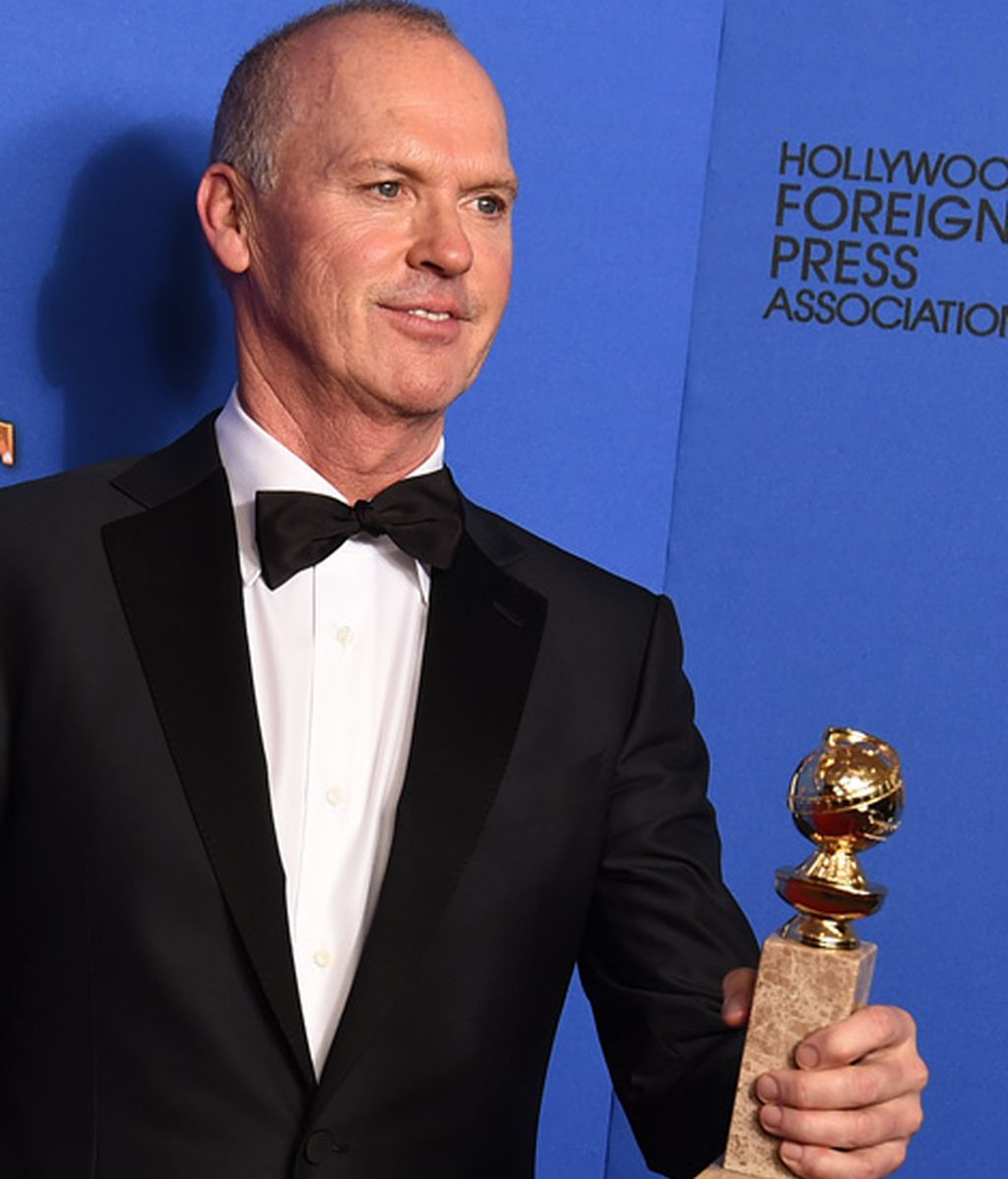 Michael Keaton (Mejor actor principal de Comedia o Musical)