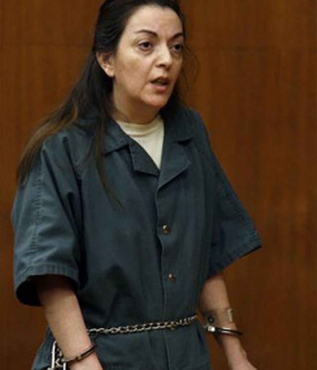 María José Carrascosa lleva dos años y tres meses encarcelada en Estados Unidos por una disputa por la custodia de su hija. Vídeo: ATLAS