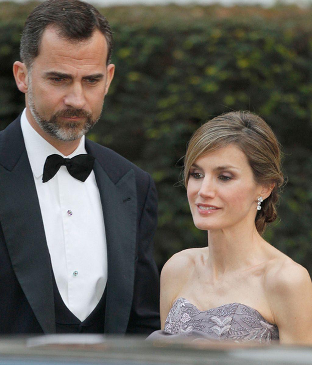 Cena de gala preboda: empieza el desfile de glamour