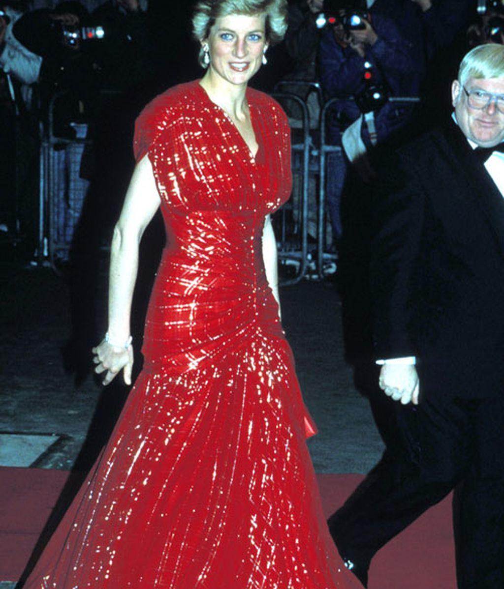 Los vestidos que nos dejó Diana