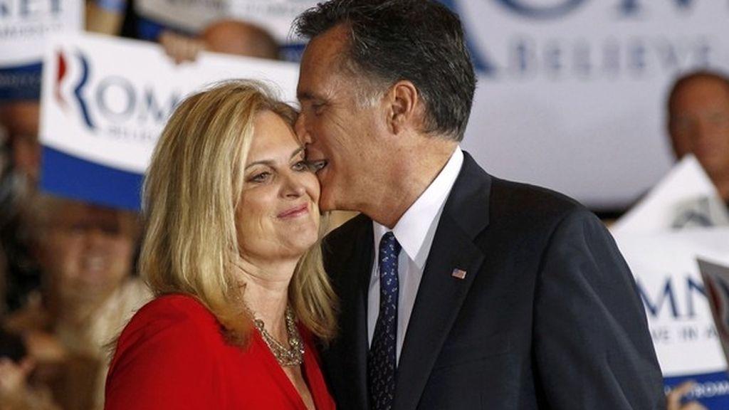 Romney suma Illinois a su lista de victorias