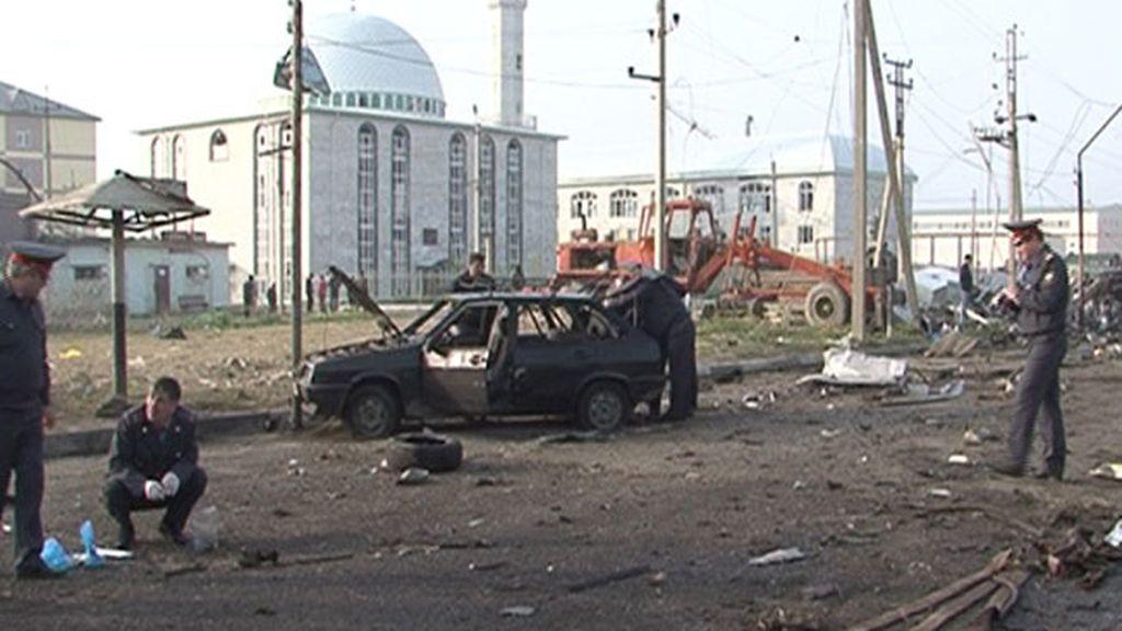 Atentados en Daguestán