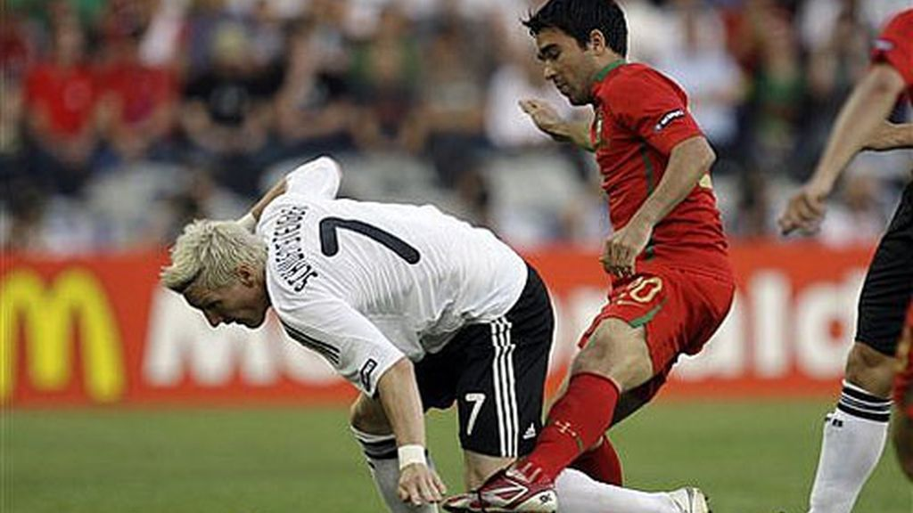 Portugal - Alemania (2-3)
