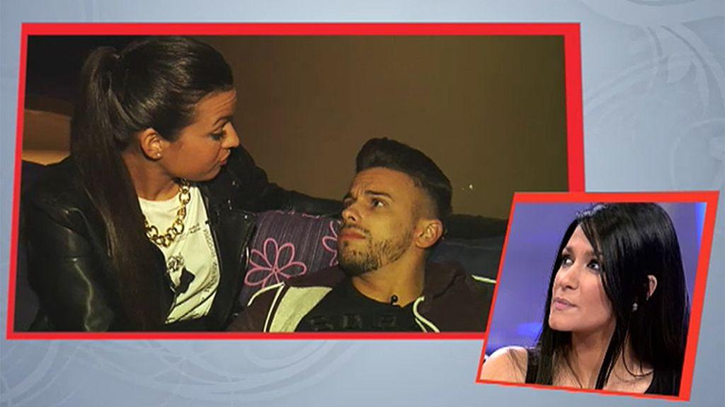 Ashley interrumpe, Cristian se va y Anabel se enfrenta con su nueva rival