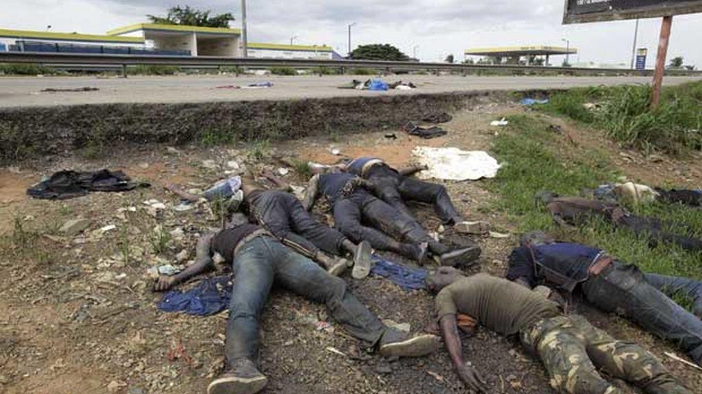 Violencia brutal en Costa de Marfil