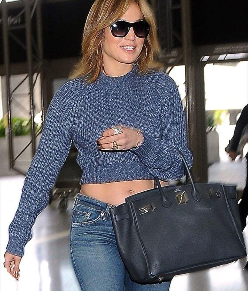 El cambio de imagen de Jennifer Lopez