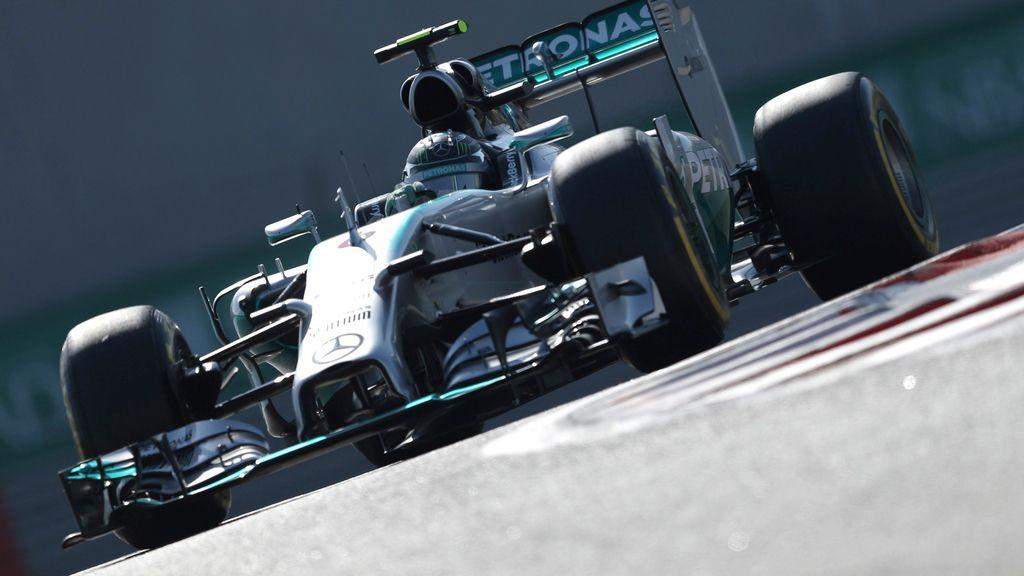 Rosberg saldrá primero