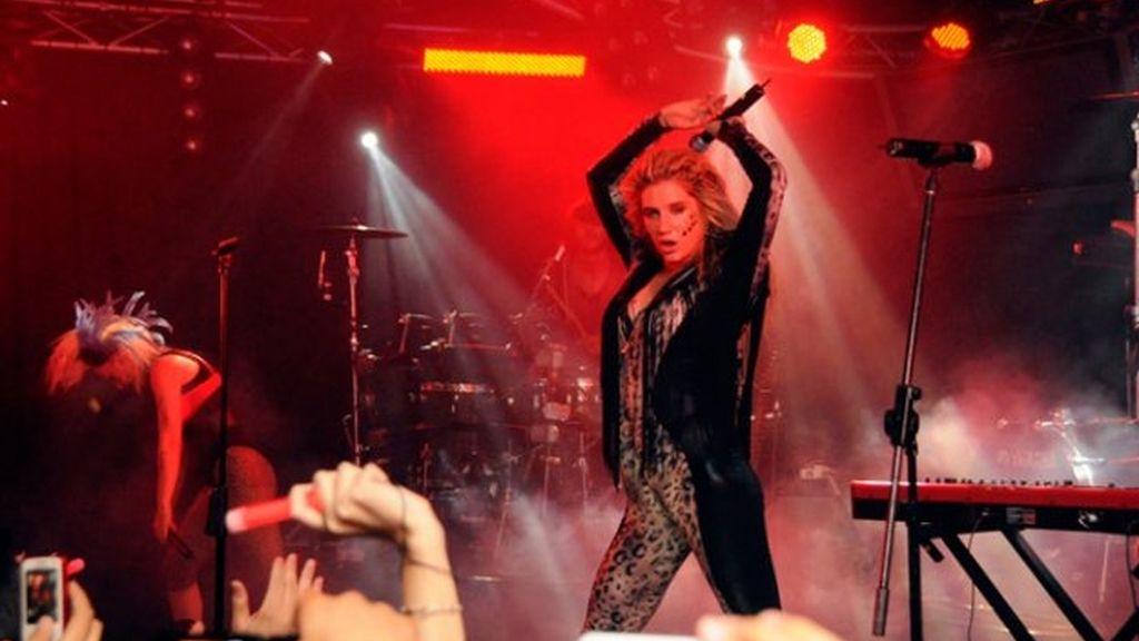 Concierto de Ke$ha en Penélope