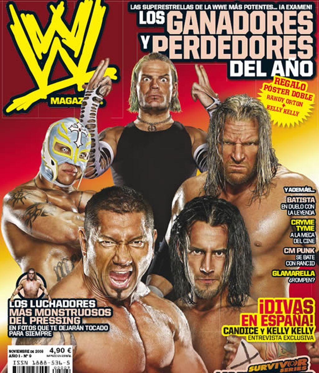 Revista noviembre 2008