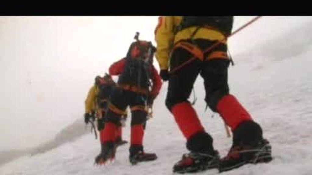 EXCLUSIVA: Jesús Calleja analiza el final de Desafío en Himalaya