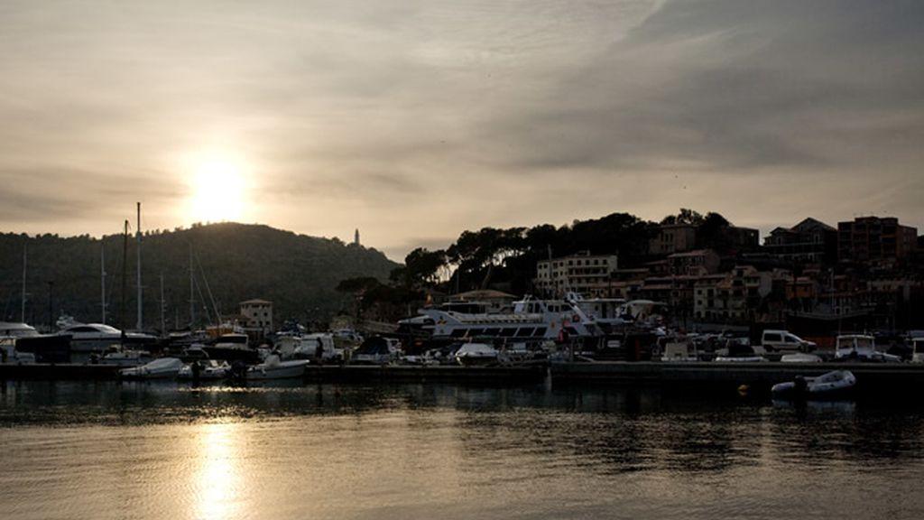 En el Puerto de Soller, Chenoa pasó muchos momentos felices