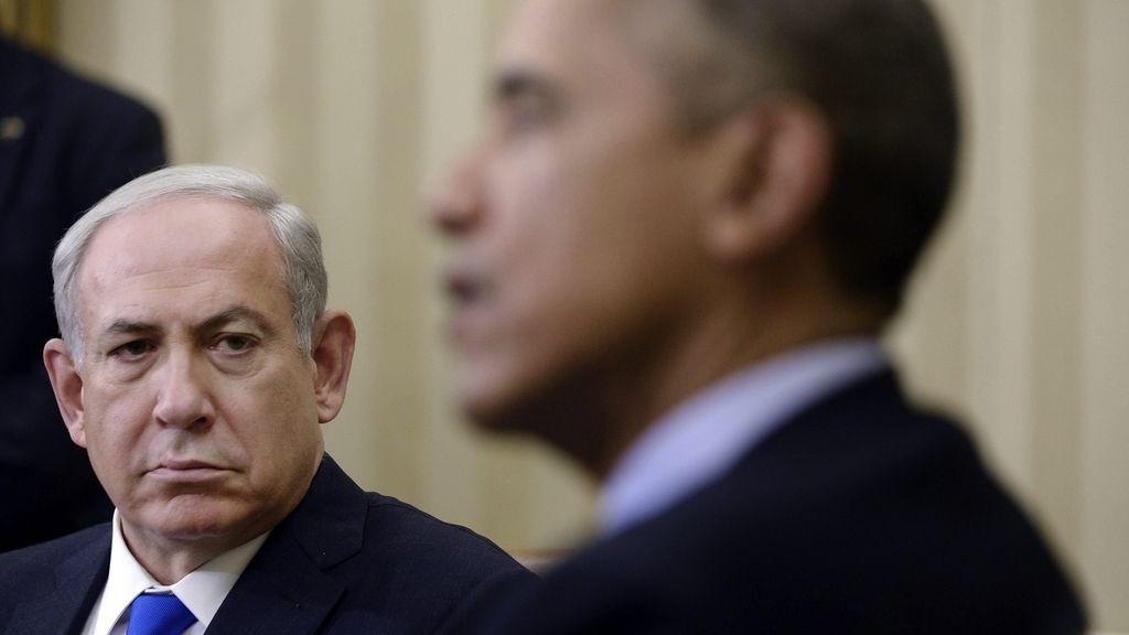 Obama y Netanyahu orquestan una reconciliación