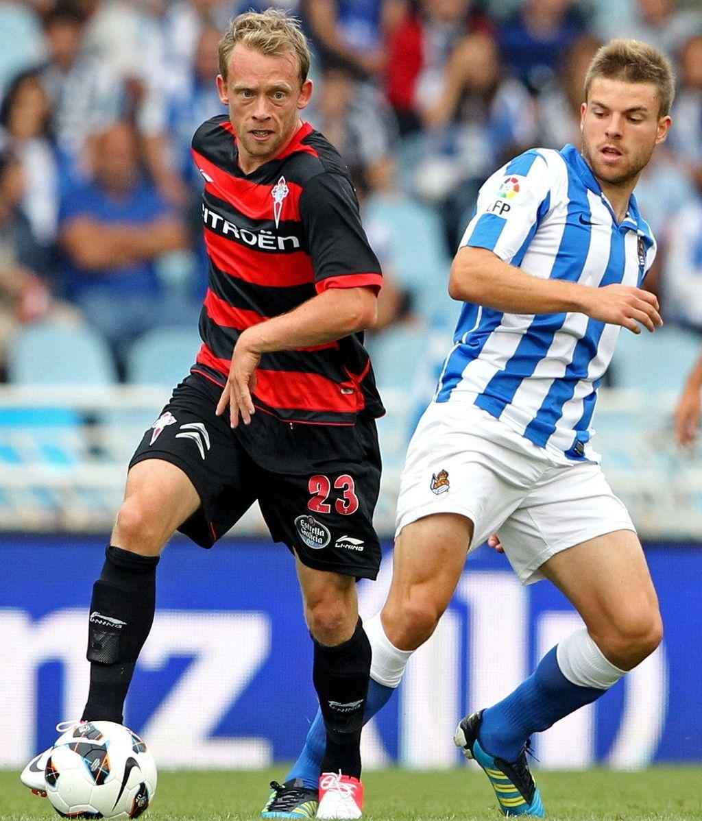 Real Sociedad 2 - 1 Celta de Vigo