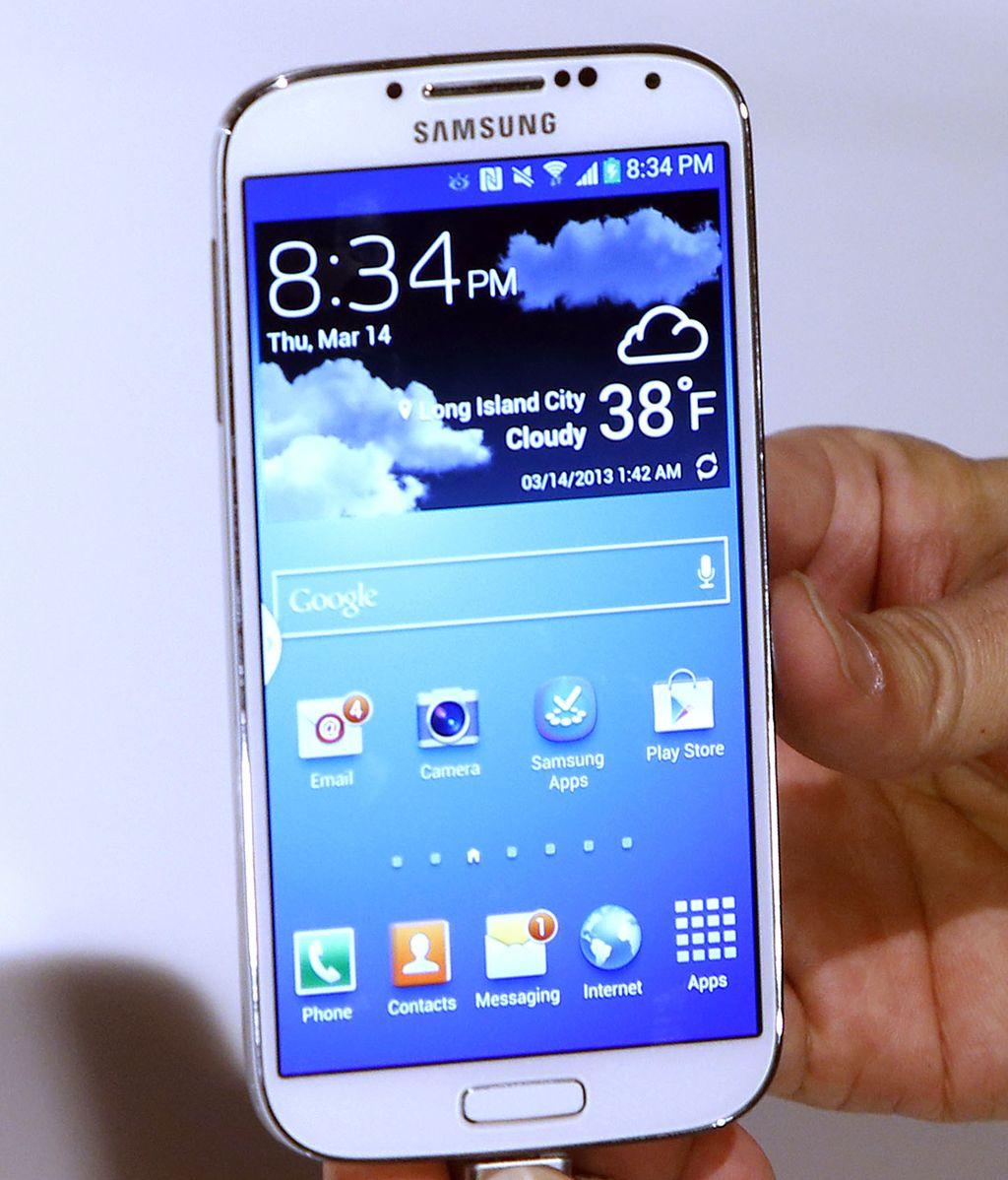 Todo lo que puedes hacer con tu Samsung Galaxy S IV con solo mirarlo