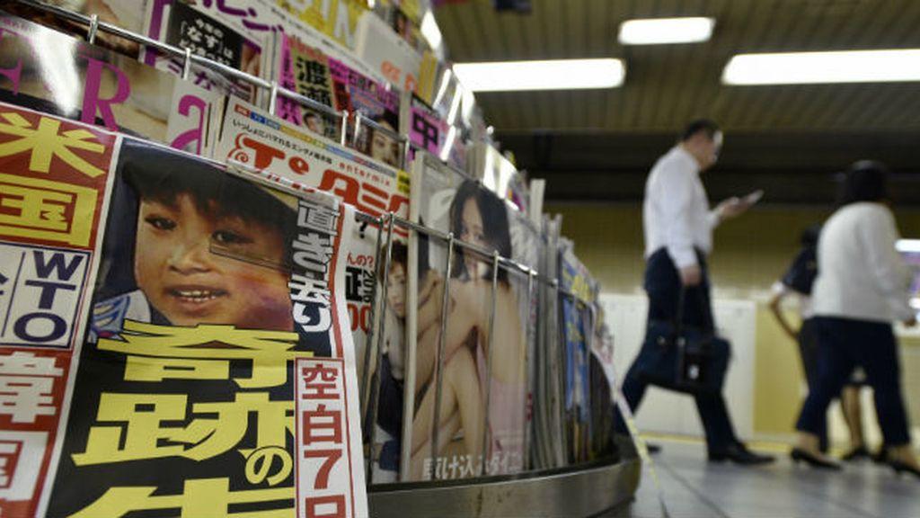 Yamato Tanooka niño desaparecido japón