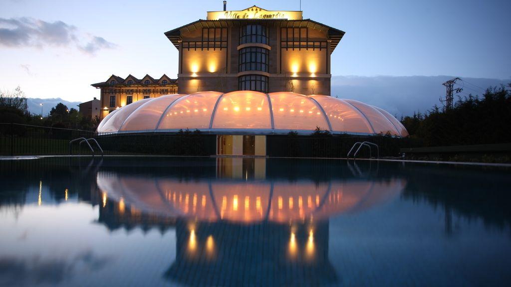 Hotel Wine Oil Spa Villa de Laguardia (Álava)